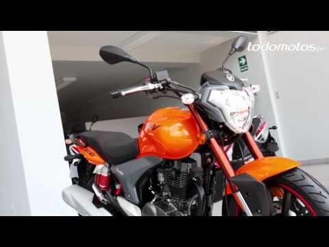 Keeway RKV 200 en Perú I Video en Full HD I Presentado por Todomotos.pe