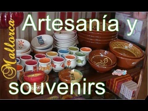 Video Artesanía y souvenirs de Mallorca