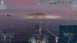 World of Warships - Hat trick