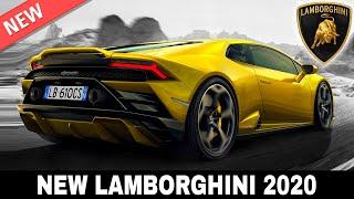 9 Upcoming Lamborghini Models Setting New Standards for Supercar Manufacturers in 2020