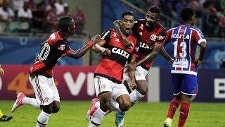 Bahia 0 x 1 Flamengo