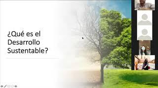 Webinar: Ingeniería Ambiental; del COVID-19 al desarrollo sustentable