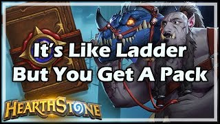 [Hearthstone] It's Like Ladder But You Get A Pack - Tavern Brawl #151