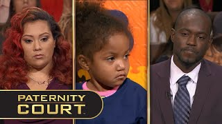 Woman Still Lived With Ex While Dating Man (Full Episode) | Paternity Court