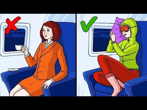 Recomendaciones Para Que Tu Vuelo De Avión Sea Más Seguro