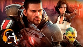 Сюжет Mass Effect 2 без мишуры