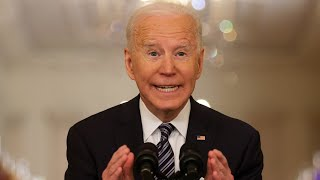 Joe Biden 'has to be taken out of circulation' after 'rambling about men on the moon'