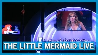 The Little Mermaid LIVE at the Hollywood Bowl- FINAL SHOW- Singing performances and Fireworks
