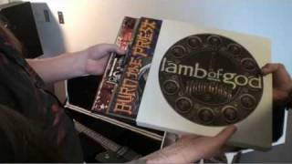 The Unboxing of the Lamb of God Hourglass Anthology Super Deluxe Box Set Thumbnail