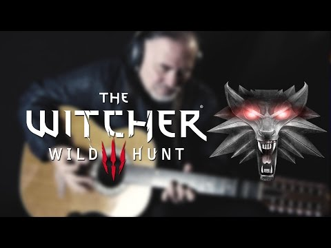 The Witcher 3: Wild Hunt OST - Hunt or Be Hunted - fingerstyle guitar