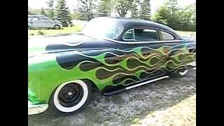 1954 Chevy Chop Top, Lead Sled