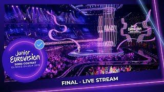 Junior Eurovision Song Contest 2019   Live Stream