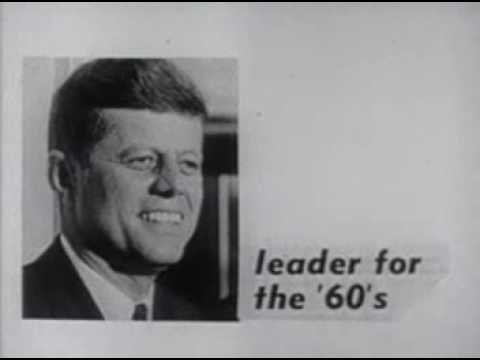 John F. Kennedy Presidential Election Commercial (1960) (Television Commercial)