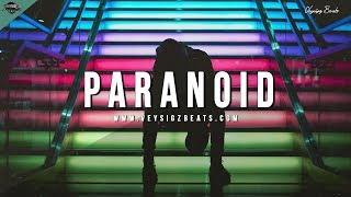 """Paranoid"" - Hard Dark Trap Guitar Beat   Dope Angry Rap Instrumental [prod. by Veysigz]"