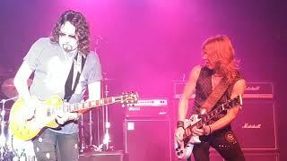 "Ace Frehley live Nashville 5-3-19 ""Duece"""
