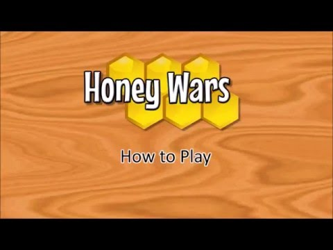 Detailed Gameplay - Honey Wars
