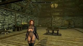 Skyrim (mods) - Helena - Spotlight On: 2B Wedding Dress UNP