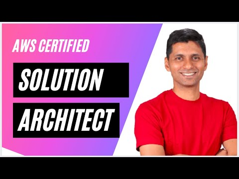 AWS Solution Architect Certification | AWS Certified Solution ...