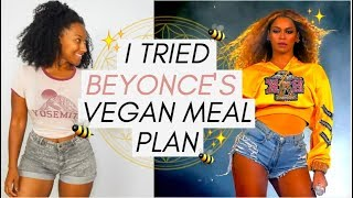 I Ate Like BEYONCE For A Day (Vegan) - THIS HAPPENED.