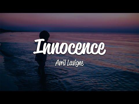 Avril Lavigne - Innocence (Lyrics)