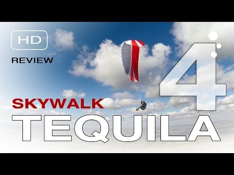 Skywalk Tequila4 Paraglider Review
