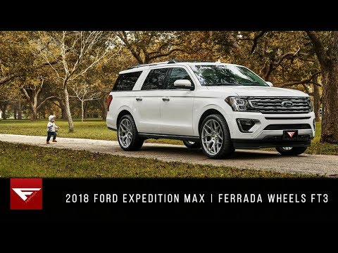 2018 Ford Expedition | Family First | Ferrada Wheels FT3