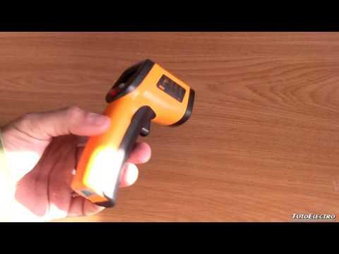 ¿Qué es un termómetro por infrarrojos y que debo saber sobre ellos?