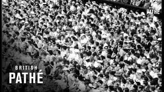 Sport - Wimbledon Womens Singles Final (1953)