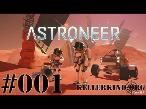 Astroneer #1 – Landung auf Planet BOB ★ Let's Play Astroneer [HD|60FPS]