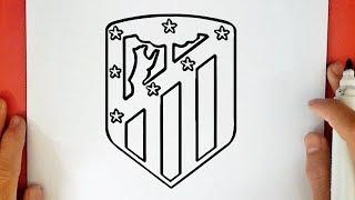 Como Dibujar El Escudo Del Real Madrid 123vid