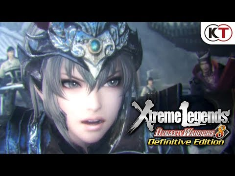 DYNASTY WARRIORS 8: Xtreme Legends Definitive Edition thumbnail