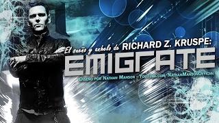 La HISTORIA COMPLETA De EMIGRATE, La Banda De RICHARD Z. KRUSPE (de RAMMSTEIN) | Nathan Manson