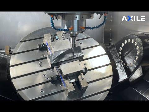 AXILE G8 Machining - Single blade