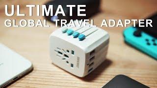 The Ultimate Global Travel Adapter - Zendure Passport GO GaN Hands-on Review