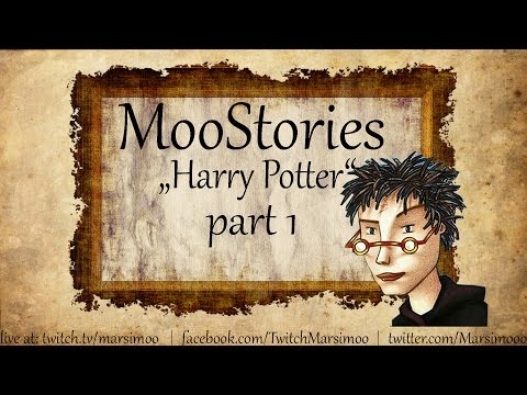 """Harry Potter - und der Stein der Weisen"" Part 1 