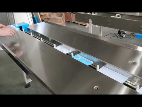 Surgical Face Mask Packing Machine