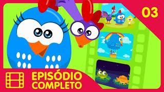 Galinha Pintadinha Mini - Episódio 03 Completo - 12 min