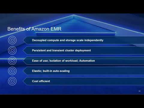 How to begin migration of your on-premise Hadoop to AWS EMR ...