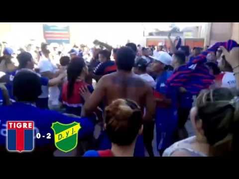 """""""Poder encontrarnos de nuevo"""" Barra: La Barra Del Matador • Club: Tigre"""