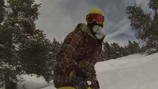 preview picture of video 'GoPro HERO3 freeride masella'