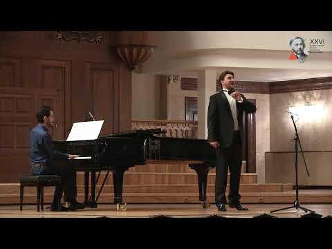 XXVI Международный конкурс вокалистов имени М.И. Глинки 12.04.2019 Казань Часть 2
