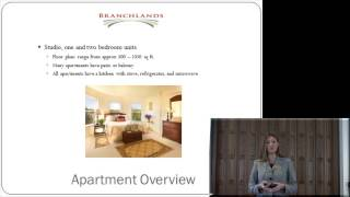 preview picture of video 'Branchlands Independent Living Retirement Community in Charlottesville Virginia'