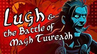 Who Was LUGH? Epic Celtic Mythology | Irish Legends
