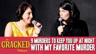 Picture of a podcast: My Favourite Murder