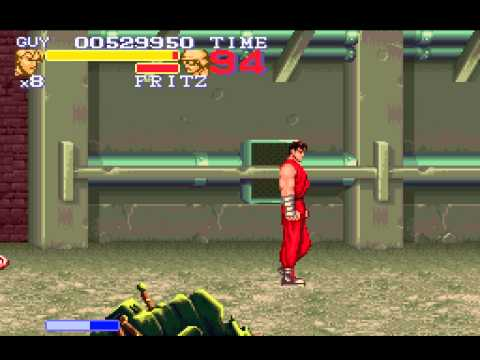 SNES Final Fight 3 TAS in 17:05,82 by Sotel6