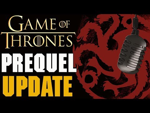 Game of Thrones Podcast Discuss Fire & Blood Prequel News - Can it Be Done?