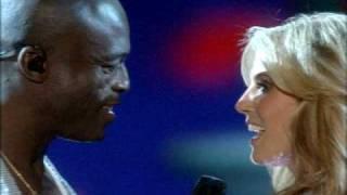 Victoria's Secret Fashion Show(2007)- Heidi and Seal Duet