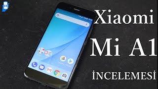 Xiaomi Mi A1 incelemesi