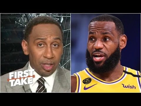 Stephen A. reacts to Lakers vs. Clippers: 'I'm not comfortable with what I saw' | First Take