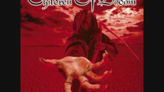 Children of Bodom - Red Light in my Eyes pt - 1 Something Wild